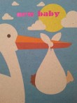 Baby Boy Greeting Card