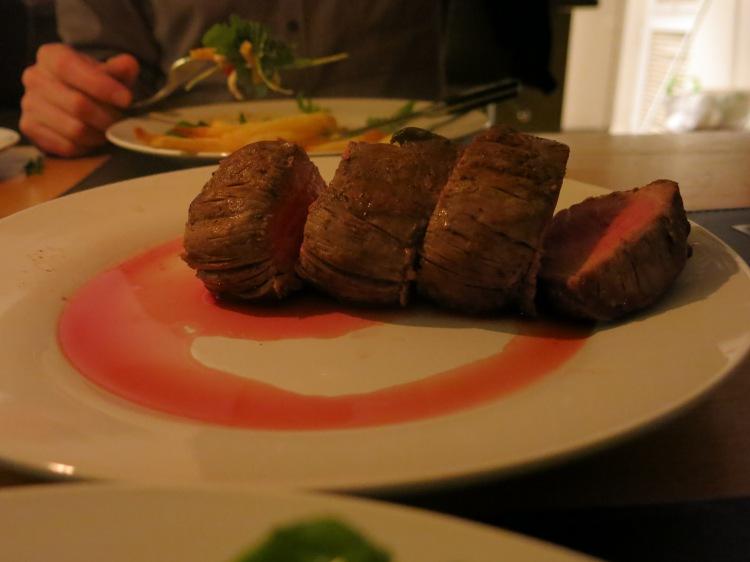 It was so, so delicious.